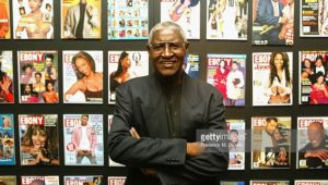 HOLLYWOOD, CA - FEBRUARY 7:  Photographer Bill Jones attends the Hollywood in Black and White Exhibit at the Hollywood Museum in the Max Factor Building on February 7, 2005 in Hollywood, California.  (Photo by Frederick M. Brown/Getty Images) *** Local Caption *** Bill Jones