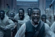 "Nate Parker as ""Nat Turner"" in THE BIRTH OF A NATION. Photo courtesy of Fox Searchlight Pictures. © 2016 Twentieth Century Fox Film Corporation All Rights Reserved"