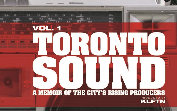 Toronto Sound book front cover