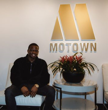 Executive Announcement-Shawn Barron-Motown Records